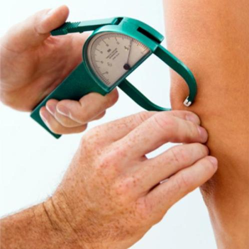 measuring body fat percentage at home